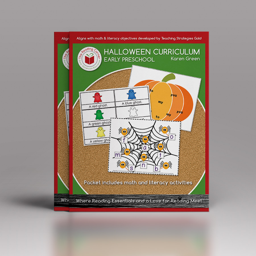 Halloween Curriculum – Early Preschool