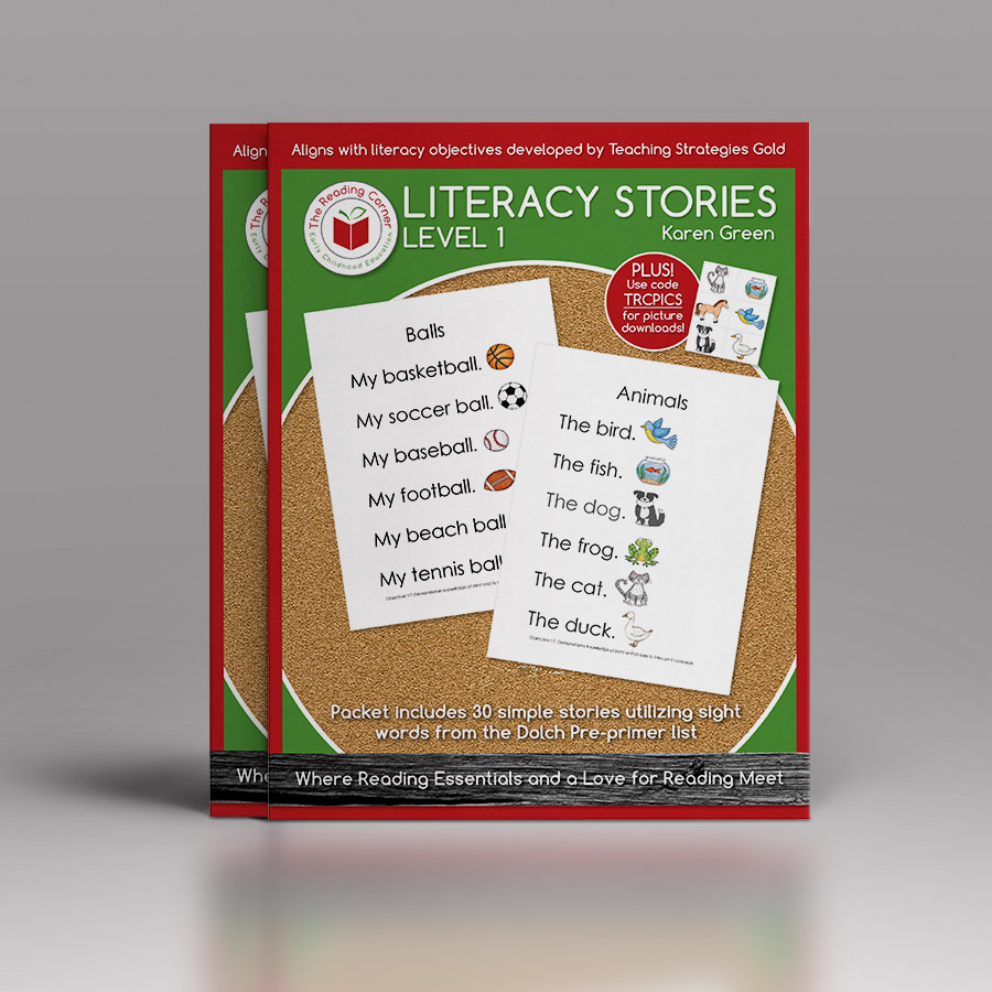 Literacy Stories – Level 1 DRA AA