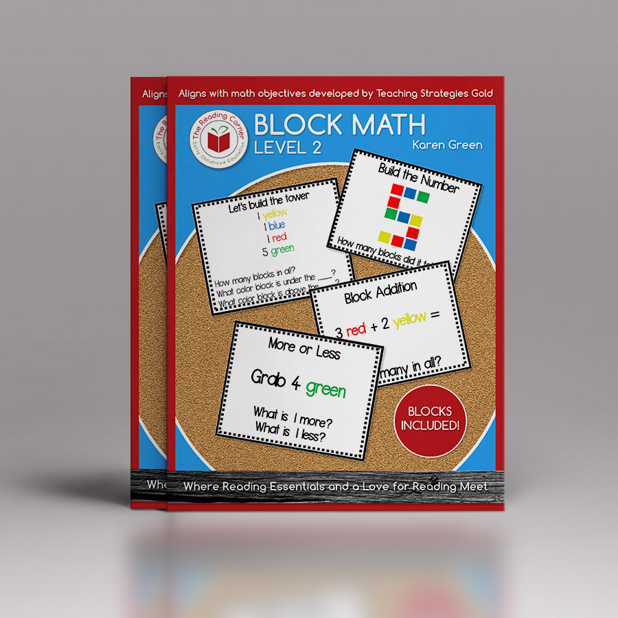 Block Math – Level 2