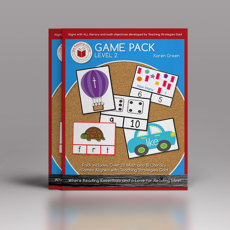 Game Pack – Level 2