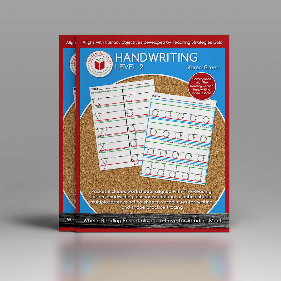 Handwriting – Level 2