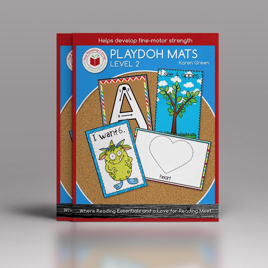 Playdoh Mats – Level 2