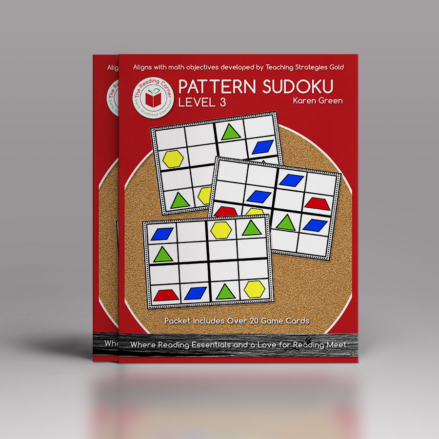 Pattern Sudoku – Level 3
