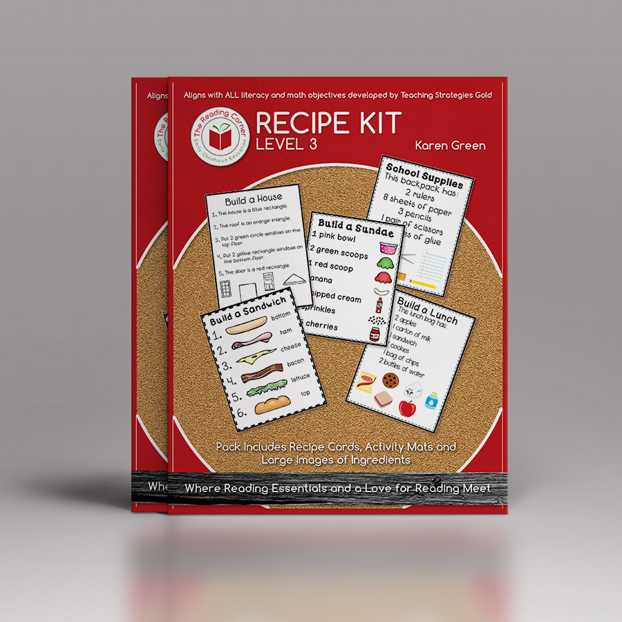 Recipe Kit – Level 3