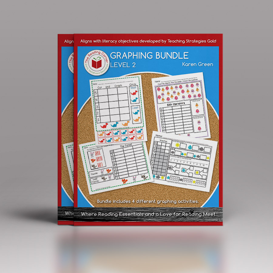 Graphing Bundle – Level 2