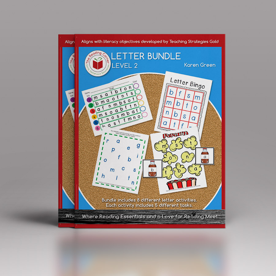 Letter Bundle – Level 2