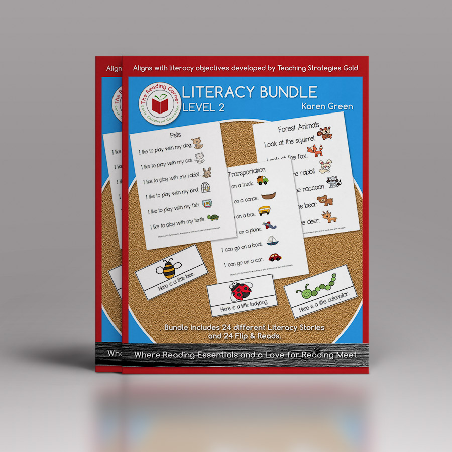 Literacy Bundle – Level 2