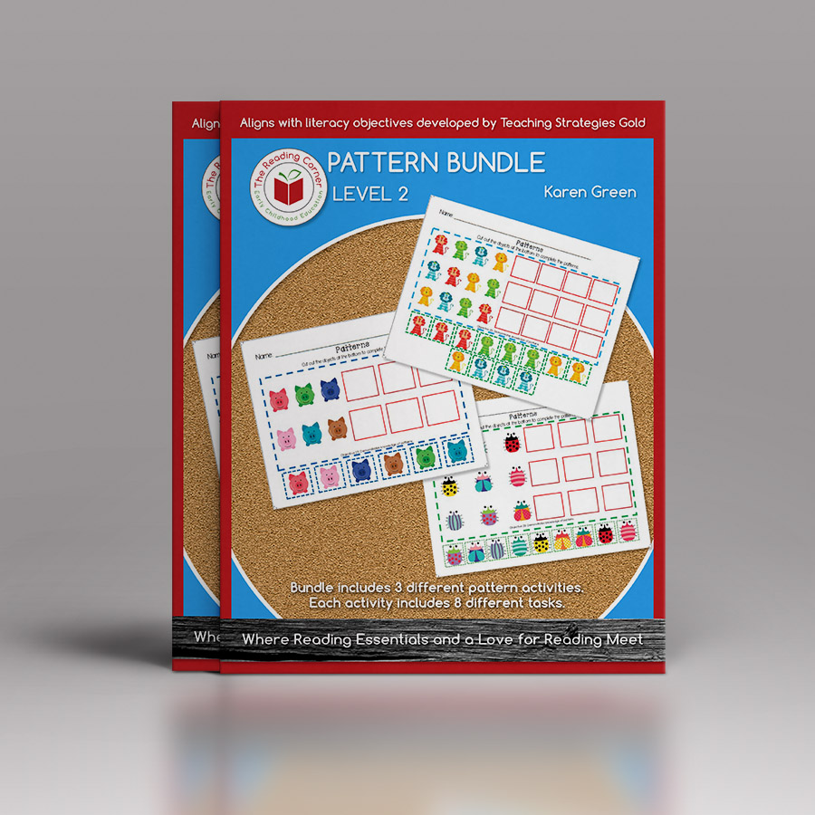 Pattern Bundle – Level 2