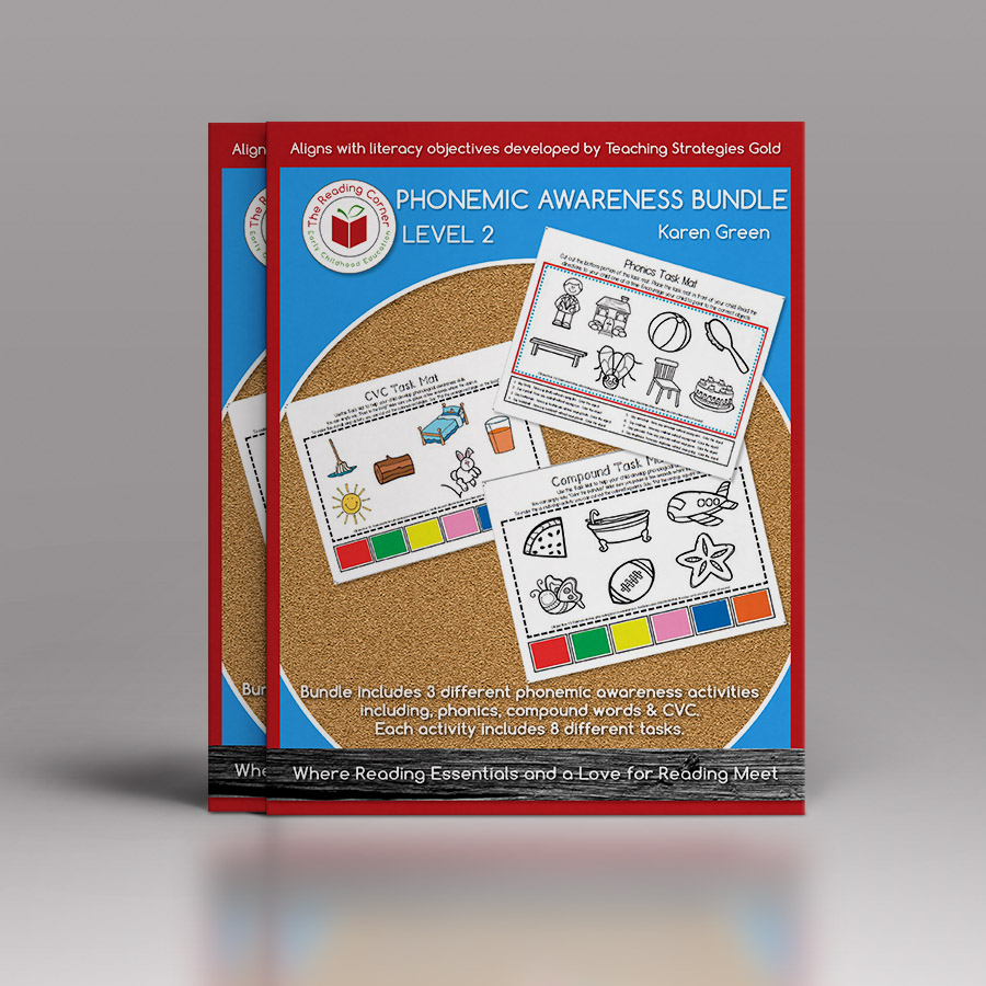 Phonemic Awareness Bundle – Level 2