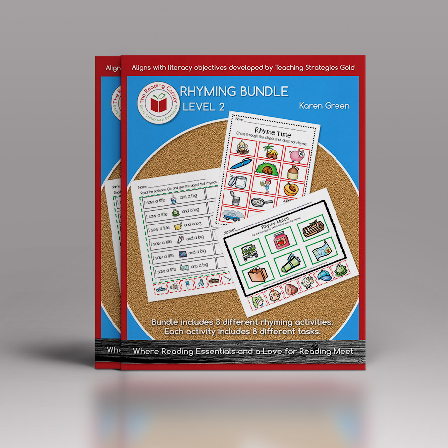Rhyming Bundle – Level 2