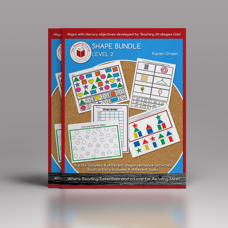 Shape Bundle – Level 2