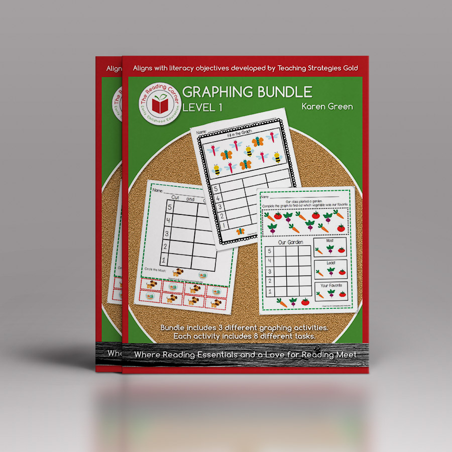 Graphing Bundle for Early Preschool