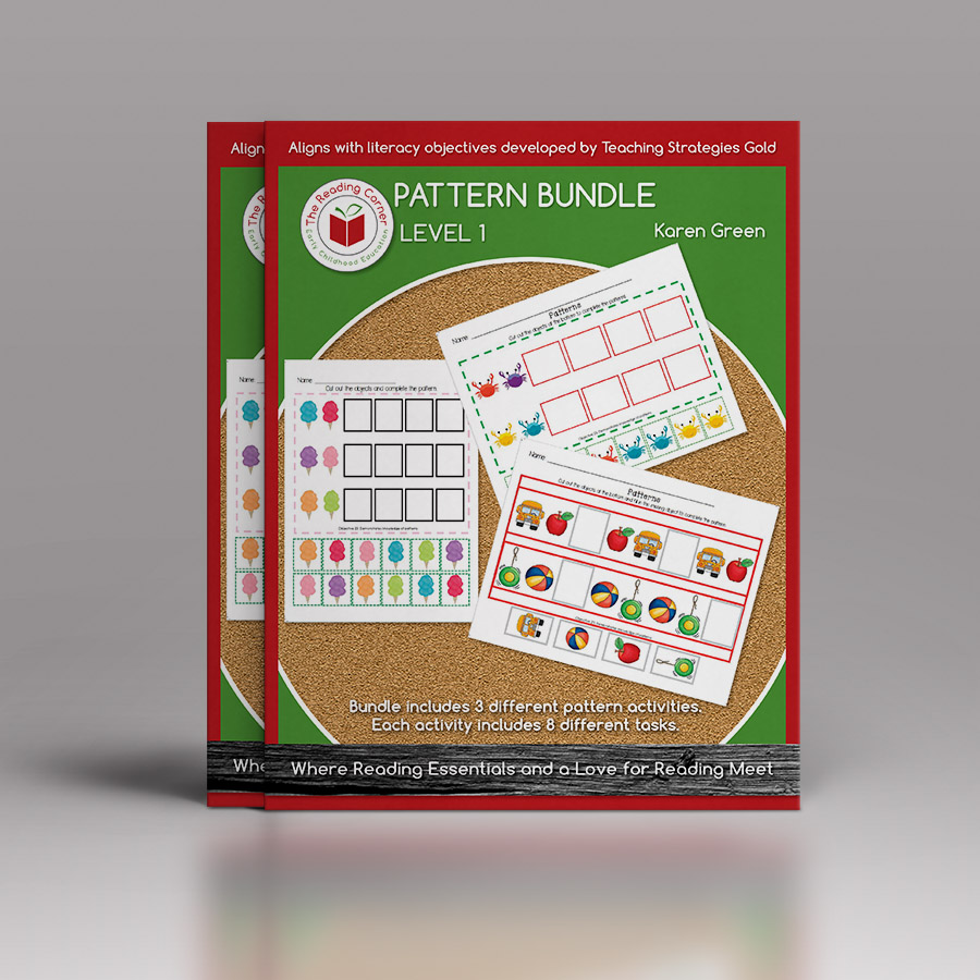 Pattern Bundle for Early Preschool
