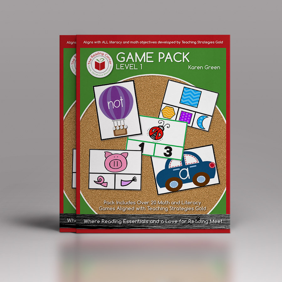Game Pack – Level 1