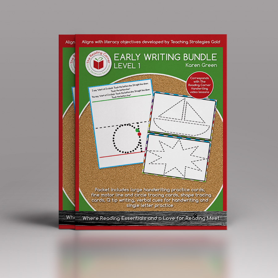 Early Writing Bundle – Level 1