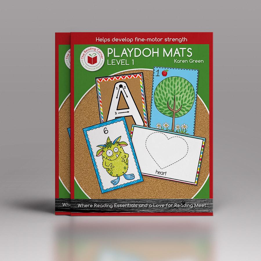 Playdoh Mats – Level 1