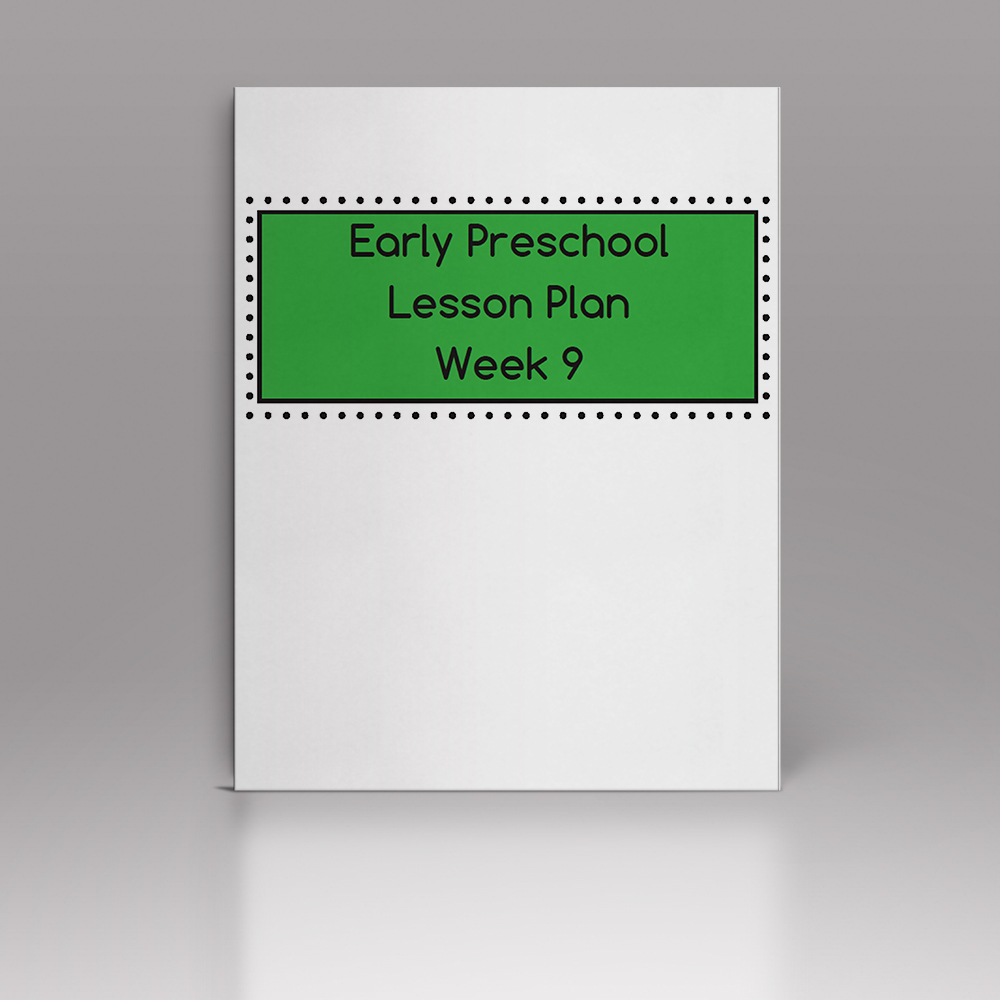 Week 9 – EP Lesson Plan