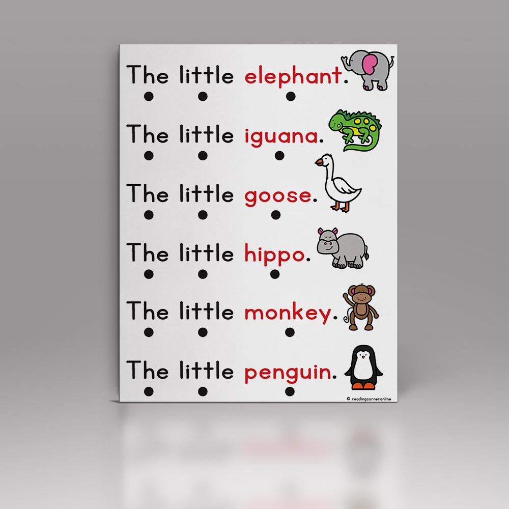 "Literacy Bundle – ""The Little"""