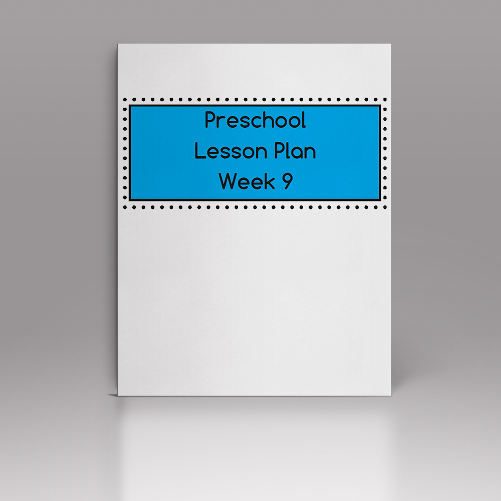 Week 9 – P Lesson Plan